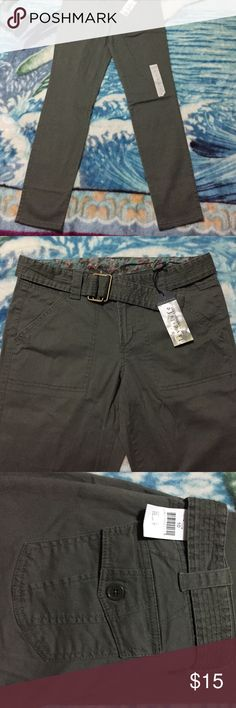 Pants Very nice Skinny legs olive color pant 🌿 Sanctuary Pants Skinny
