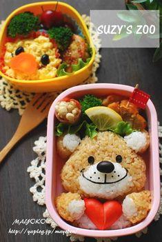 cute kid's food