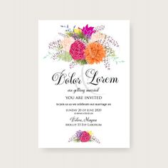 Wedding Invitation $1.02