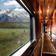 Travel from coast to coast with Canada ViaRail and see the countryside at the same time.