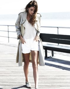 Summer Suit: White on White