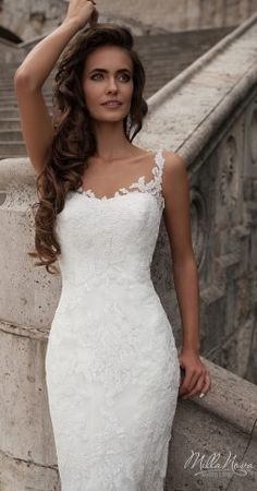 Milla Nova 2016 Bridal Collection -  Alamea