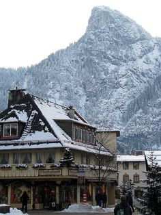 Oberammergau, Germany The most beautiful place in Bavaria. We visited this amazing city five times or more.