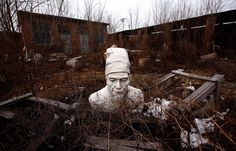 The Atlantic: Abandoned places