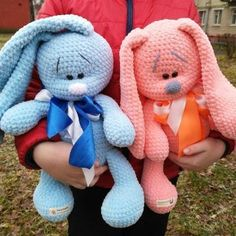 We have put together the best Amigurumi bunny weave patterns for you. All of the beautiful toy knitted rabbit models, amigurumi crochet bunny free pattern. Amigurumi Bunny We need HIMAIAY Dolphin baby yarn, filler, eyes, hook size and a little yarn Crochet Bunny Pattern, Crochet Animal Patterns, Crochet Bear, Stuffed Animal Patterns, Crochet Dolls, Free Crochet, Stuffed Animals, Crochet Animals, Amigurumi Free