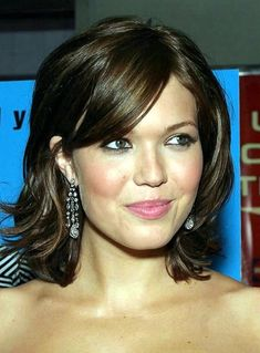 Image detail for -mandy moore hairstyles9 | Best Medium Hairstyle