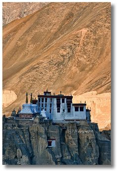 Lamayuru Gompa, Ladakh | Flickr - Photo Sharing! Astrogeographical Location: in the two air signs Libra the sign of the angels and of Tibetan culture together with Auqarius the sign of the sky main indicator of the high Himalayan region where you can get closer to the sky than anywhere else on this planet (except the Andes). Valid for radius/field level 3.