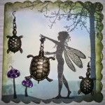 steven Make beautiful cards and gifts using a unique range of clear stamps, created by Tracey Dutton from Lavinia Stamps. Magical mystical and Floral images, which include a wonderful range of silhouette Fairies