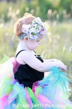 "Birthday bow and tutu *please follow ""my photography"" board!"