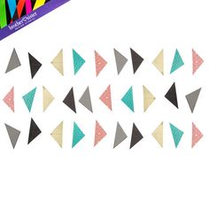 Triangle Party Hanging Decorations
