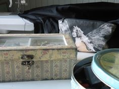 moumou DESIGN, faery - makeup bag. Lovely picture from: http://moonlilydreaming.blogspot.fi