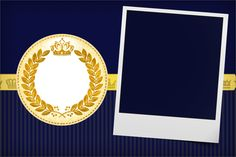 Uau! Veja o que temos para Kit-Festa-Completo-Coroa-de-Principe-Azul-Marinho-2_21 Birthday Flyer, Birthday Invitations, Background Design Vector, Background Patterns, Award Poster, Certificate Model, Certificate Background, Royal Theme, Alchemy Art