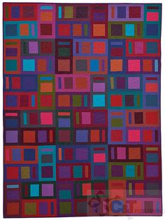 Colorful Quilts for Fabric Lovers | Flickr - Photo Sharing!