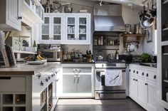 Where We Cook: Caroline & Jeffrey's Elegant California Kitchen — Kitchen Tour | The Kitchn