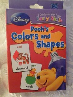 Disney I Can Learn with Winnie the Pooh and Friends Colors and Shapes by 2004 Disney Enterprise Inc., http://www.amazon.com/dp/B000K0QEVO/ref=cm_sw_r_pi_dp_AYTXrb1X9MC5P