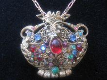 Boutique vintage cameo necklace