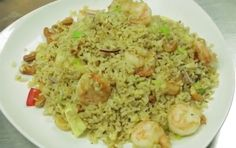 DIY Singapore Food (9) Golden Fried Rice  http://easydiy365.com/?p=36865