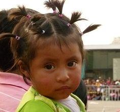 Bolivianinha. Photo by Lena Castellon