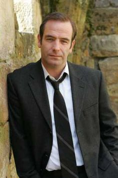 Robson Green -this man is an amazing actor and he is one of the sexiest men alive, if you ask me.