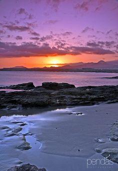 Playa de La Tejita   Tenerife  Islas  Canarias  Spain