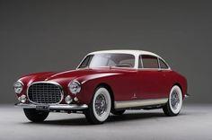 1953 Ferrari 250 Europa by Pinin Farina
