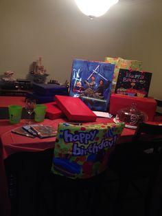 DJ's 9th Birthday!