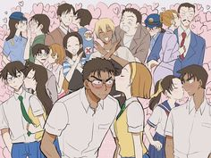 Magic Kaito, Conan Comics, Detektif Conan, Happy Tree Friends, Figura Iron Man, Voltron Galra, Manga Detective Conan, Fairy Tail Pictures, Detective Conan Wallpapers