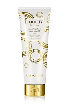 Coochy® Conditioning Shave Cream - Join the smooth-skin revolution! One of our most popular products, Coochy® blocks those little red bumps from appearing on your bikini area, underarms, legs, and anywhere else you shave. Sure to become your shower go-to, this shave cream helps skin look sexy, smell delicious, and feel irresistibly soft to the touch during your most intimate moments.  Kathy 586.662.0021