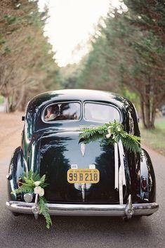 85 Pretty Wedding Car Decorations Diy Ideas Red & White Heart Wedding Cars Ideas In 2019 Wedding Getaway Car, Wedding Cars, Bodas Boho Chic, Bridal Car, Wedding Car Decorations, Wedding Transportation, Cute Cars, Floral Wedding, Wedding Black