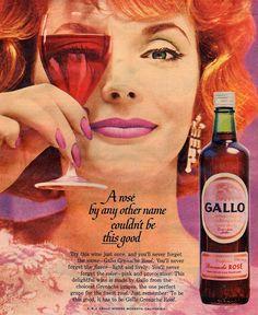 gallo wine 1960 | Flickr: Intercambio de fotos
