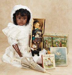 Ver Artículo del catálogo - Subastas de antigüedades Theriault de muñeca