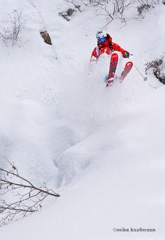 Skiing // Backcountry skiing