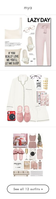 """mya"" by tamyanewbill ❤ liked on Polyvore featuring bags, handbags, shoulder bags, gucci, red, red hand bags, red leather handbags, leather handbags, shoulder handbags and leather shoulder bag"