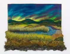 Gilda Baron Textile Artist. Autumn/Spring 2012/13