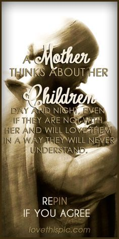 A Mother's Love love quotes family quote sweet thoughts mother loving warm children family quotes