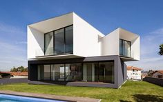 casas fachadas gris pintadas casa blanco fachada colores decoracion grises desde guardado ya interiores