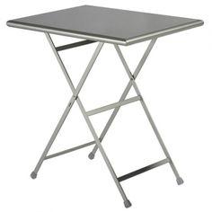 table pliante arc en ciel 70 emu aluminium