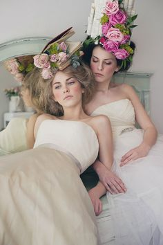 52 ideas fashion photography makeup marie antoinette for 2019 Floral Fashion, Look Fashion, Marie Antoinette, Pelo Vintage, Rococo Fashion, Floral Headpiece, How To Pose, Fancy, Bridesmaid Dresses