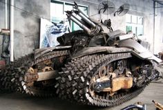 metal art from car parts | Jiang Chen, Yang Junlin, chinese designers, wing wah metal crafts ...