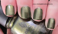 China Glaze Argo, click through to see the whole review.