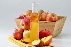 Bath additives to improve your health. Pictured: Apple Cider Vinegar