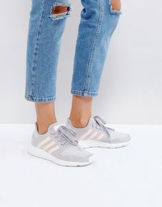 reputable site 3469b a2178 adidas Climacool Sneakers - Pink Retro Sneakers, Grey Sneakers, Adidas  Sneakers, Grey Trainers