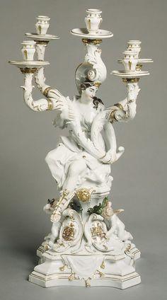 The Metropolitan Museum of Art - Five-light candelabrum