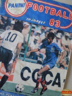 Album ... Football Panini 1983