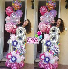Doblemente BELLOOOOO ¡Hoy sorprendimos en Miami a una linda cumpleañera! Sus papás con muchísimooooo amor le regalan un momento especial y le hacen saber con este bouquet que es la princesa de la casa. ¡FELICIDADES! Para contactos: MIAMI: 786-779-75-23 CARACAS : 0424-168-45-70 . . . Cc Galerias Avila Nivel acceso DECORACIONES GLOBOS Tienda 02127503430 #bygenesisnieves #aprendeydecora #regalaysorprende . . . #balloon #balloons #art #balloonsculpture #globos #talentovenezolano #diseñovenezo...