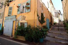 Marseille: Le Panier (City Guide & Veggie Food Tipps)