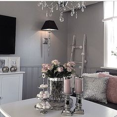#interior #interiordesign #design #home #homeideas #house #housetour #housepo #inspiration #ideas #classy #interiordesigner #kitchen #diningroom #dining #lounge #sofa #livingroom #livingarea #hallway #bathroom #bathroom #curtains #fabric #pattern #decor #decoration #chrome #chromecandleholder