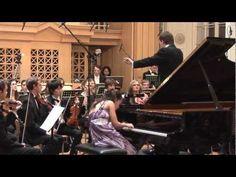▶ Rachmaninoff: Rhapsody on a Theme of Paganini / Valcova · Academic Chamber Soloists Prague - YouTube
