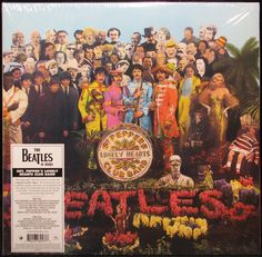Beatles - Sgt Pepper's Lonely Hearts Club Band - This heavyweight 180g vinyl record was cut from the original master tapes and is now considered to reflect the authentic voice of The Beatles, as it was meant to be heard, in mono. The packaging replicates the artwork and construction of the original LP sleeve.