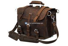 High Quality Handmade bags Bags World Crazy Horse Leather Men's Briefcase Backpack Travel Bag Laptop Bag Huge, Dark L x W x H Vintage Leather Backpack, Leather Laptop Backpack, Backpack Travel Bag, Travel Bags, Satchel Backpack, Duffel Bag, Briefcase For Men, Laptop Briefcase, Backpacks